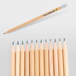 0522-15 Yuvarlak Silgili Kurşun Kalem