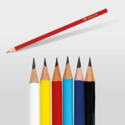 0522-95 Köşeli Renkli Kurşun Kalem