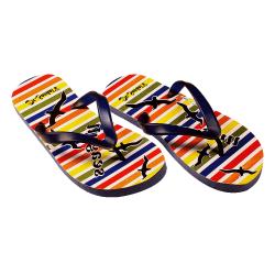 Eva Plaj Terliği - 4 renk baskı