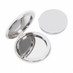 Metal & Suni Deri Ayna