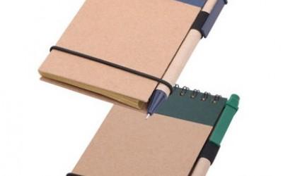 Bloknot ve Defterler Uygun ve Hesaplı Fiyatlarıyla Etkin Bir Promosyon Ürünüdür
