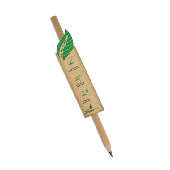 Tohum Paketli Kurşun Kalem